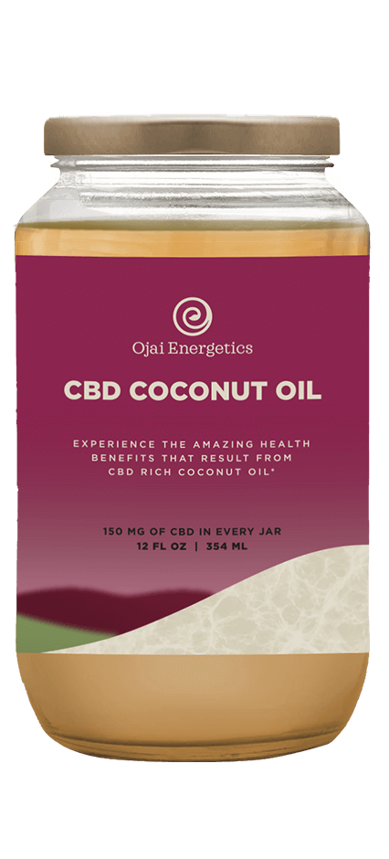 Coconut CBD Oil 12oz