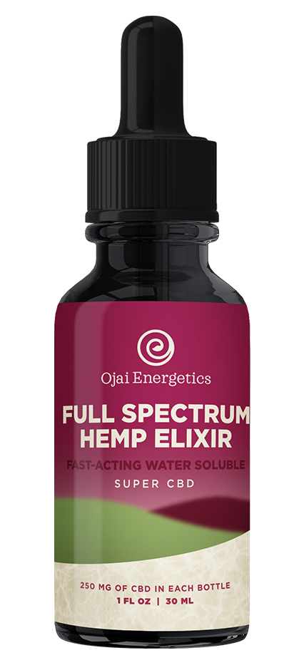 Full Spectrum Hemp Elixir
