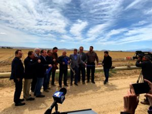 Ojai Energetics and SoCal Farms Unveil First Hemp Farm