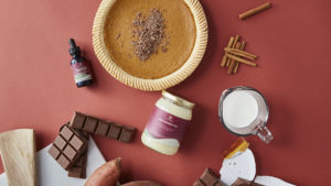 Cooking with CBD – Chocolate Sweet Potato Pie Recipe