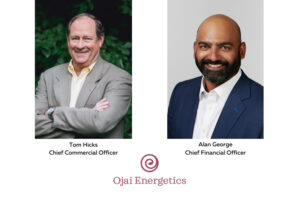 Ojai Energetics Welcomes CFO and CCO Beverage Industry Veterans