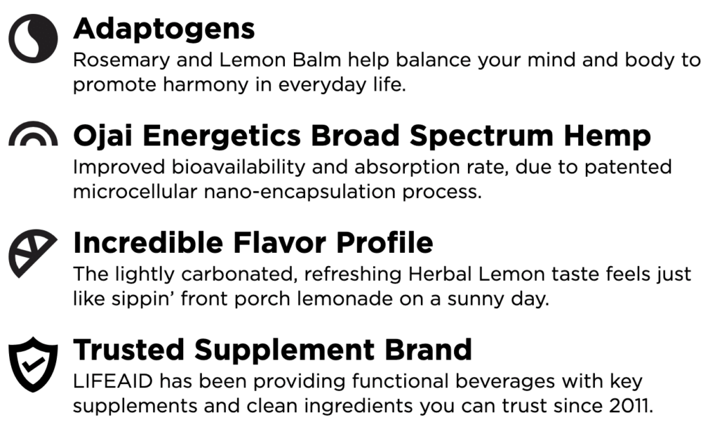 lifeaid cbd ingredients