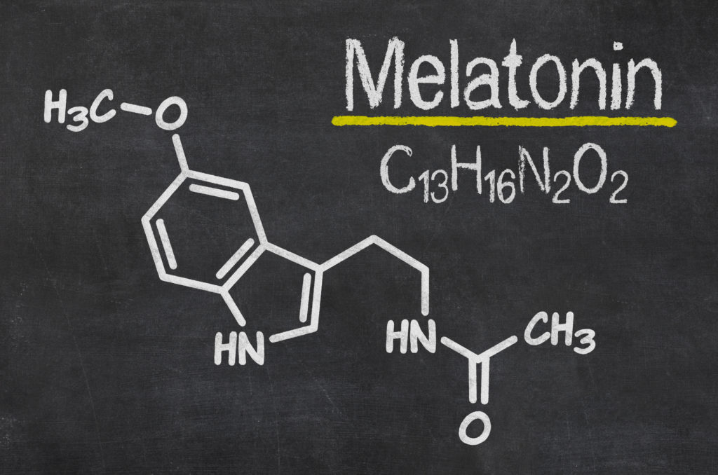 Melatonin and CBD