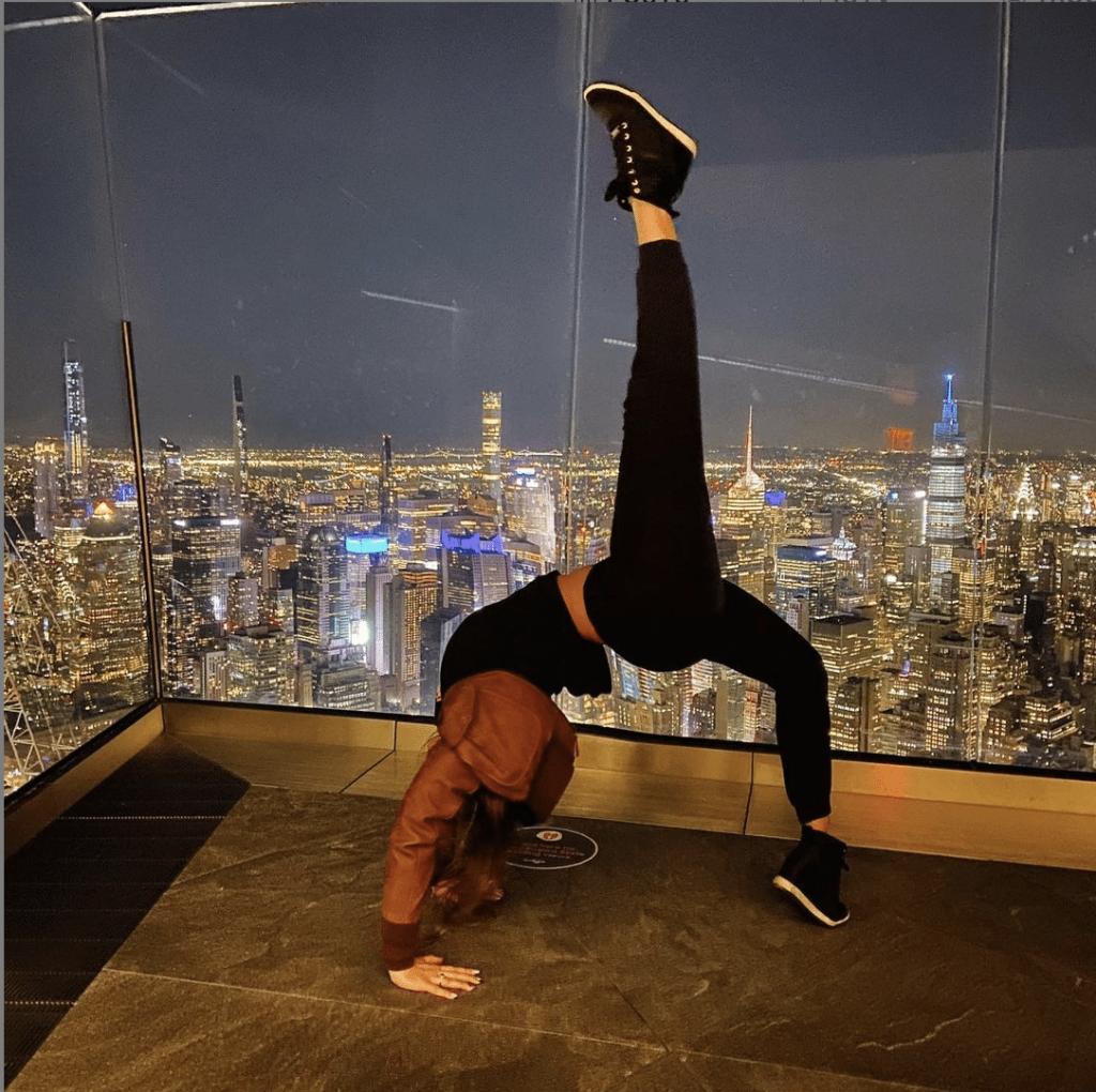 QueenGotham Yoga and CBD