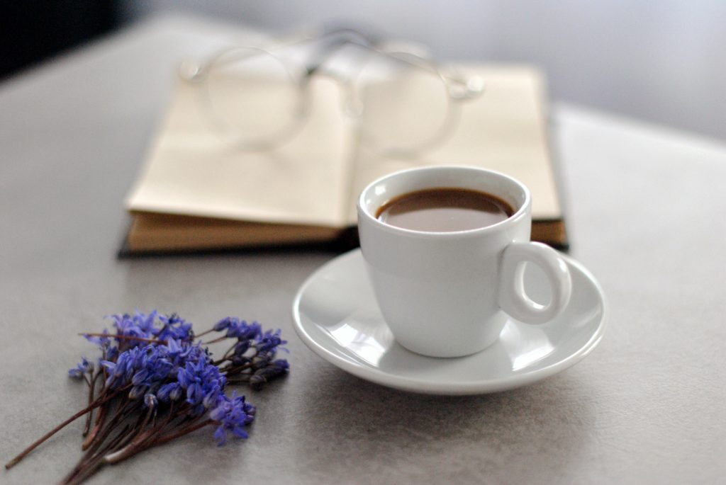 Try a new take on CBD coffee by adding lavender